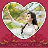 Women Day Photo Frames