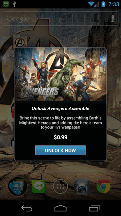 The Avengers Live Wallpaper-05