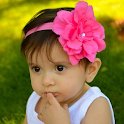 Cute baby wallpaper gallery icon