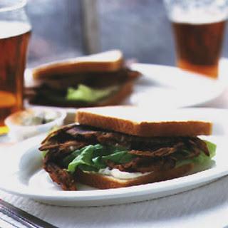Softshell Crab Sandwiches