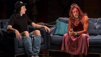 Wayne Coyne Wears a Halloween Costume
