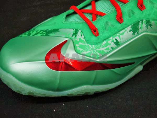 buy popular 111c5 198a7 24 Days After Christmas… Fans in Europe Get to Cop XMAS 11's ...