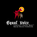 Equal Voice news icon