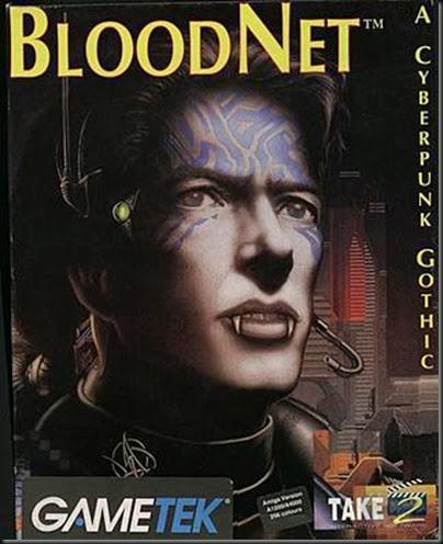 Blood Net Amiga
