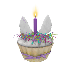 _Seraphim Turns One_ Birthday Hunt Item