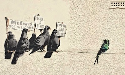 Banksy-anti-immigration