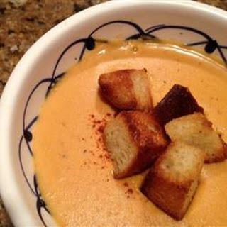 Bachelor's Creamy Pumpkin Soup