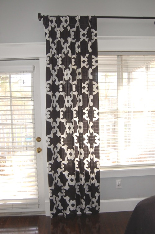 easy pleating drapes