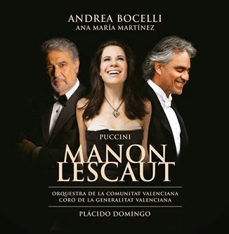CD REVIEW: Giacomo Puccini - MANON LESCAUT (DECCA 478 7490)