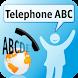 Telephone Alphabet