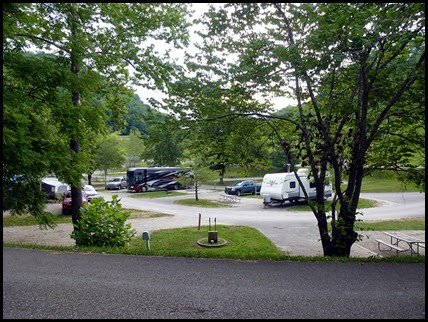 01 - Campground during the week