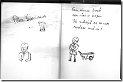 journal dagboek