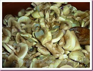 Polpette di zucca vegetariane al sugo di pomodoro e funghi (12)