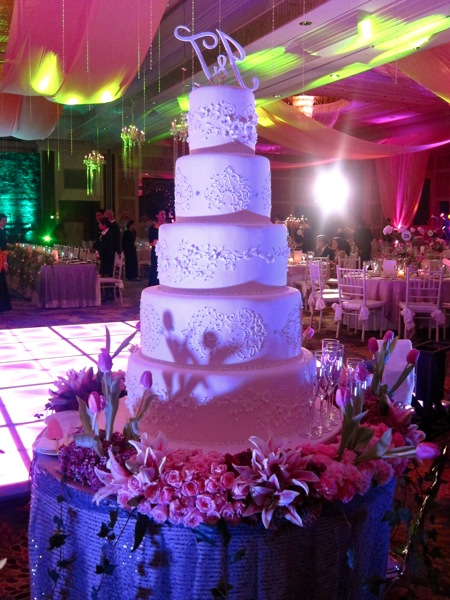 Ballroom Dancing Cake Decorations