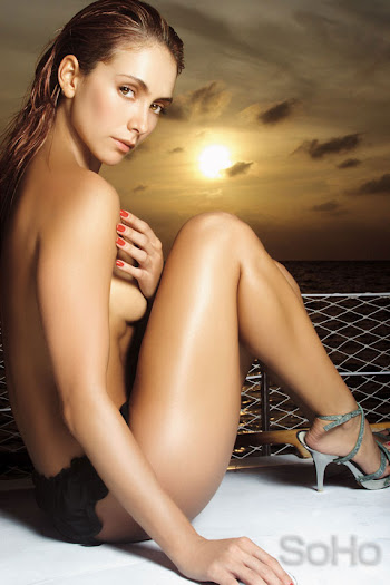 Andrea Lopez Desnuda Revista SoHo Foto 4