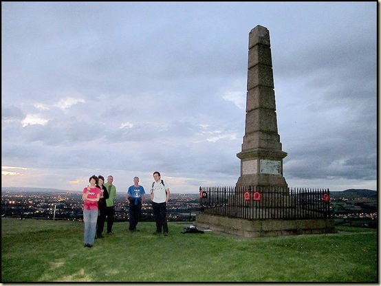Werneth Low Memorial