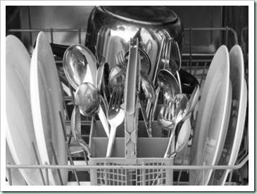 dishwasher cutlery