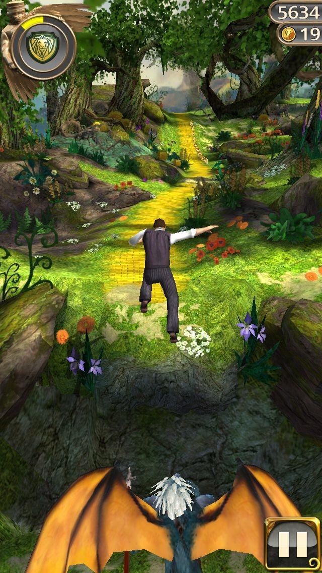 Temple Run: Oz Full Apk Sınırsız Altın Hileli