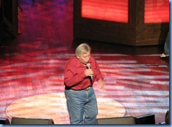9099 Nashville, Tennessee - Grand Ole Opry radio show - John Conlee
