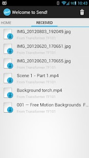 Send! Pro | File Transfer- screenshot thumbnail
