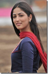 Actress Yami Gautam in Gouravam Tamil Movie Stills