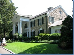 8231 Graceland, Memphis, Tennessee - Graceland Mansion