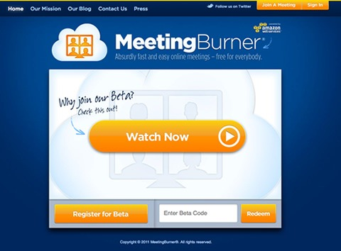 Meeting Burner
