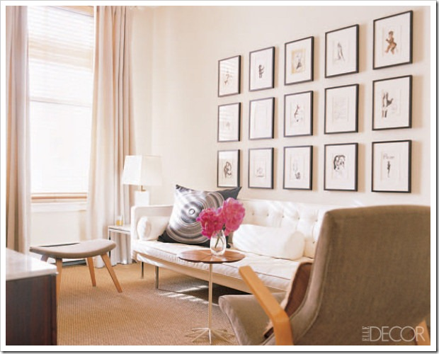 neutral elle decor