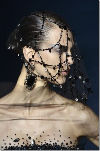 Armani Prive Couture FallWinter 2012