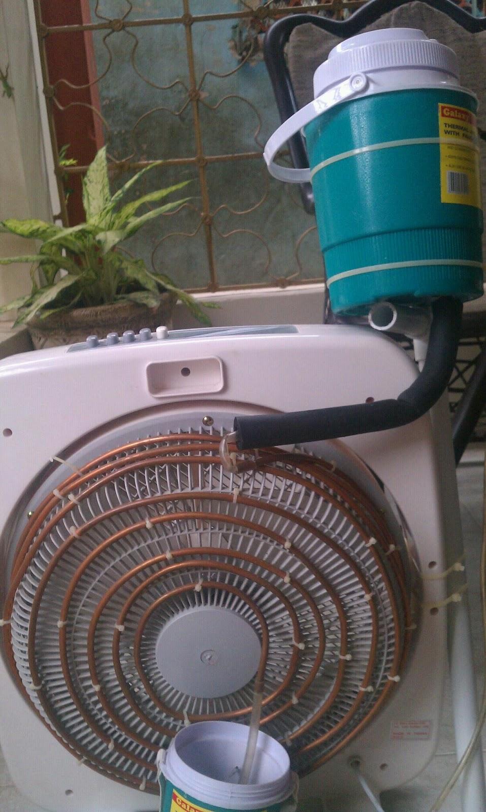Electronica de patio como hacer un aire acondicionado for Como montar un aire acondicionado