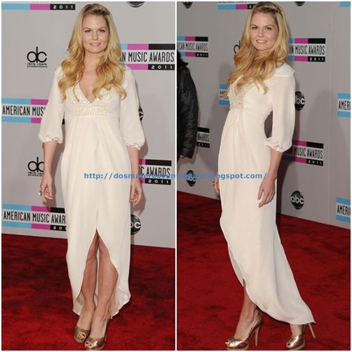 Jennifer Morrison 2011 American Music Awards