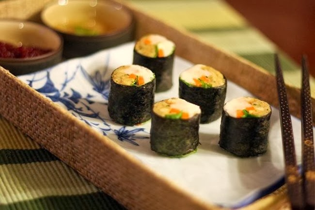 Thanksgiving-Sushi-Rolls