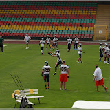 Warm Up (Kiel Baltic Hurricanes)