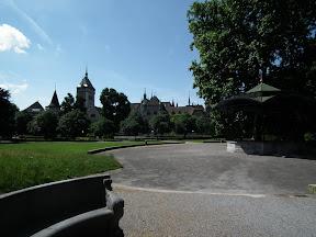 Platz Promenade