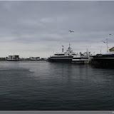 Fähren im Hafen