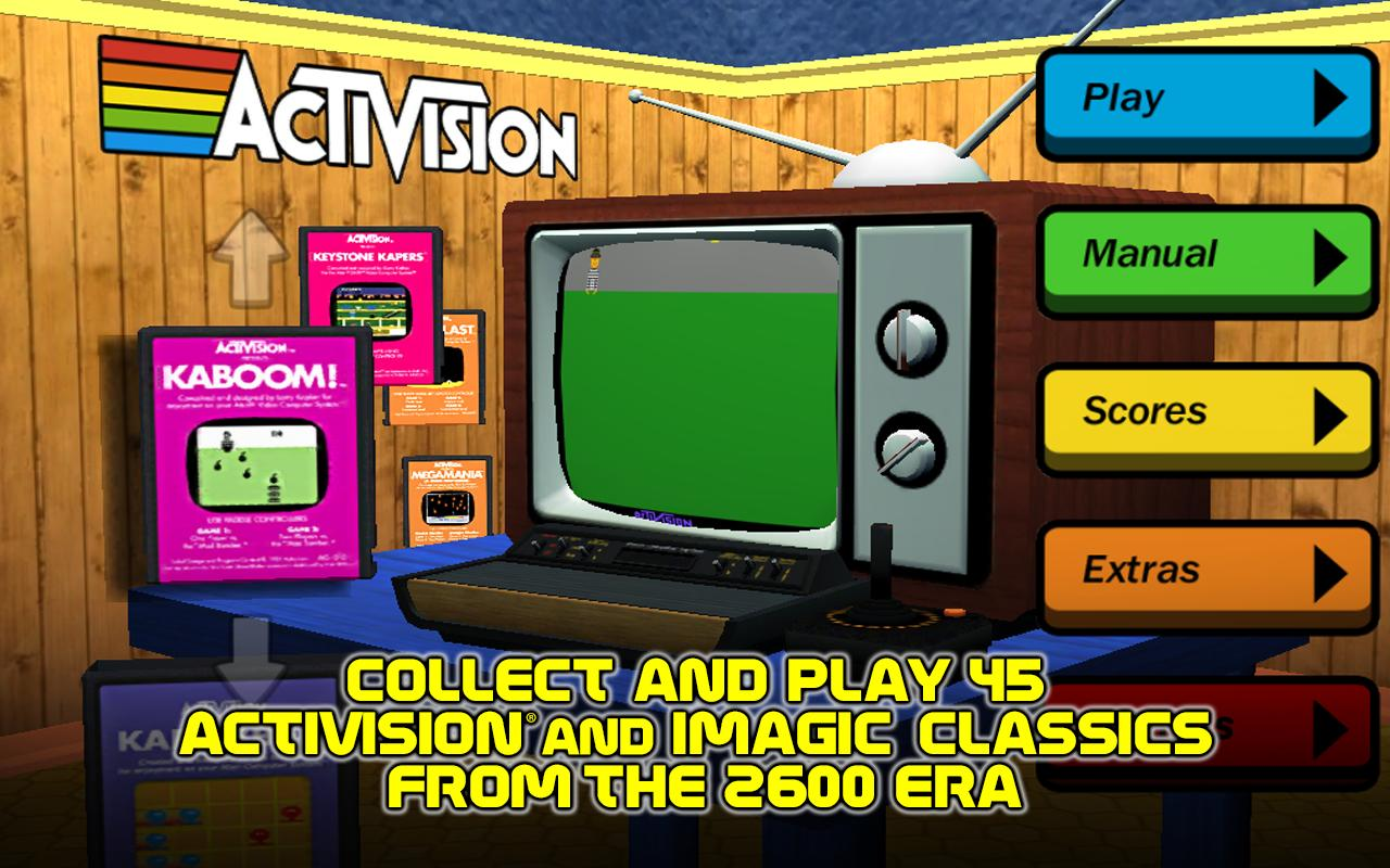 Activision Anthology- screenshot