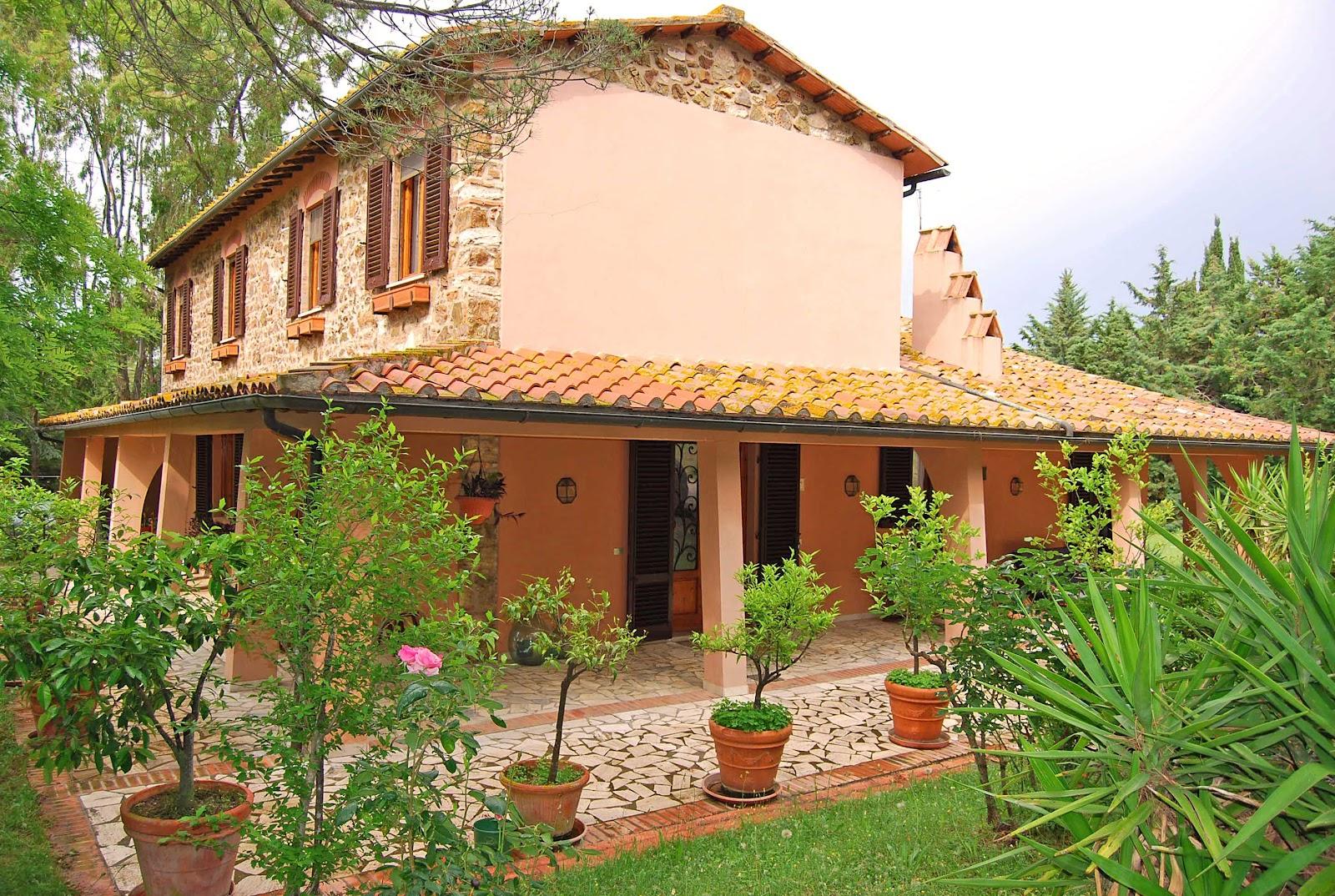 Villa Morellino_Massa Marittima_1