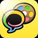 瓦力短信iPhone经典主题 logo