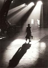 Toni Schneiders - In the Morning before 8 Frankfurt am Main - February 1951
