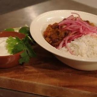 Braised Chilli Con Carne