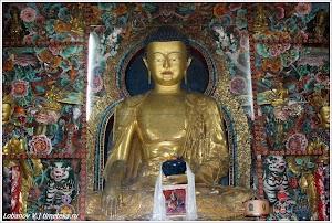 Статуя Будды. Фото Лобанова В. www.timeteka.ru