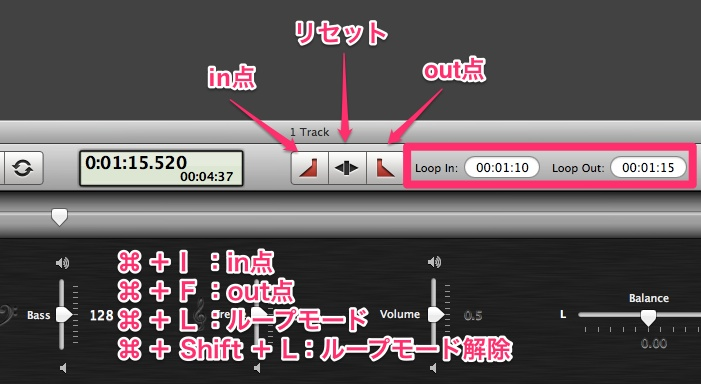 Mac Music Speed Slow Soft1