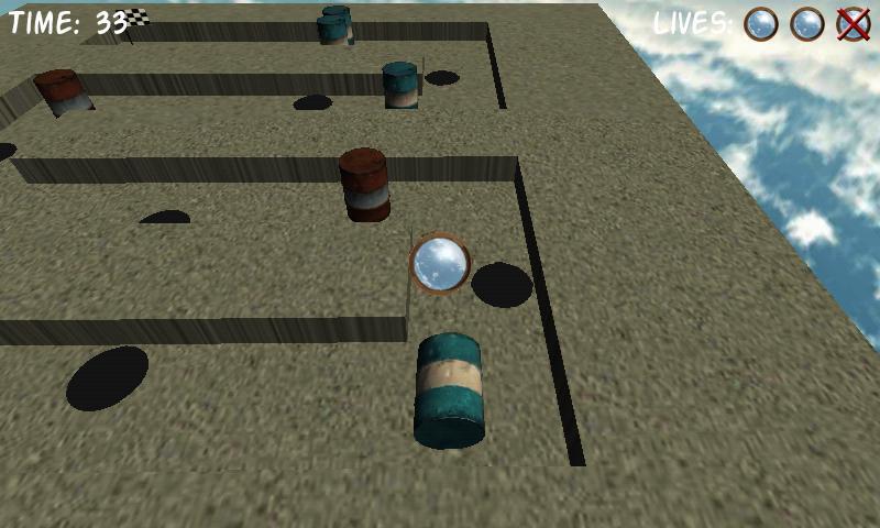 RocknBall- screenshot
