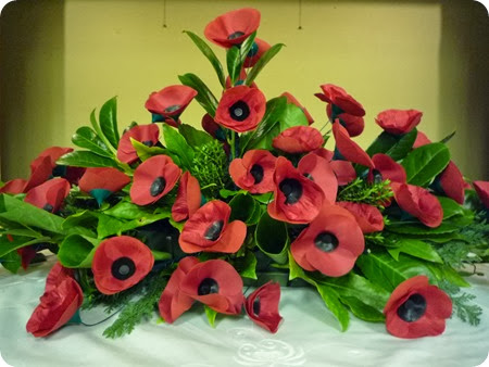 Remembrance Service - Wistaston Memorial Hall