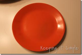 Halloween vinyl plate (7)