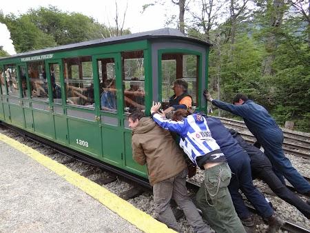 Impingem trenul