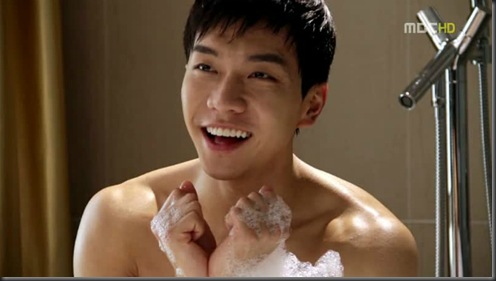 King 2 Hearts Bathing