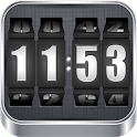 3D Rolling Clock PRO icon