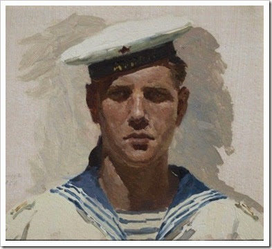 Peter Maltsev - Young Sailor