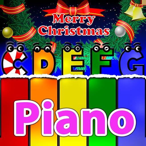 My baby Xmas piano